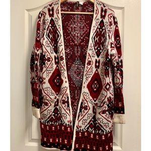 H&M Long Navarro Knit Sweater